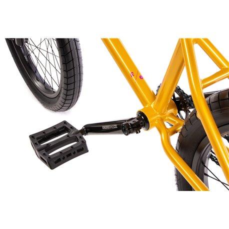 Haro 2019 Downtown 19.5 Matte Black BMX bike