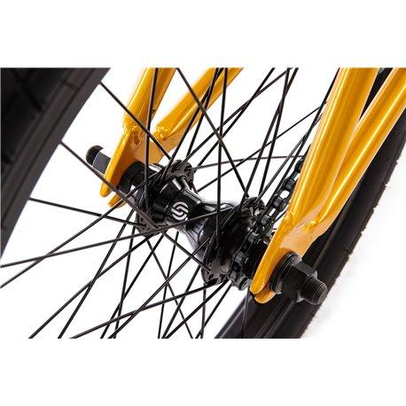 Haro 2019 Downtown 20.5 Matte Black BMX bike