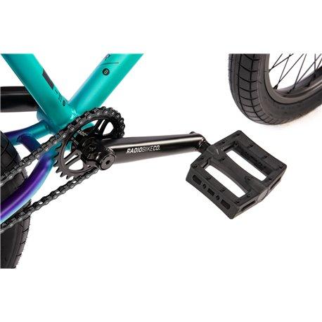 Haro 2019 Downtown DLX 19.5 Matte Black BMX bike
