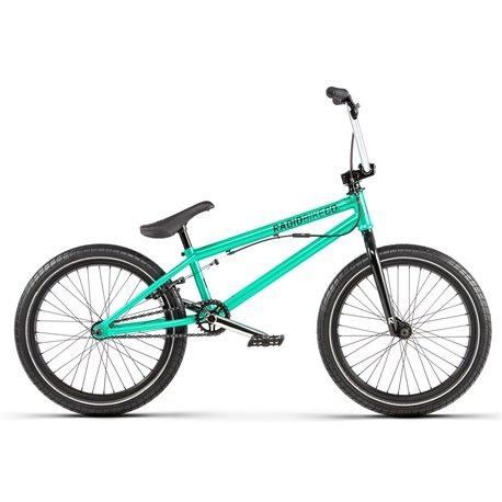 Haro 2019 Boulevard 20.5 Matte Olive BMX bike