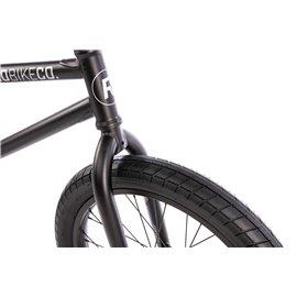 MANKIND Planet 20.5 matte black 2019 BMX bikes