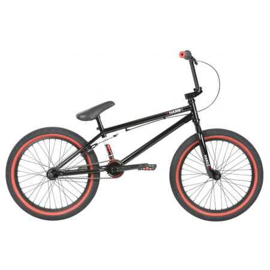 "Kink Carve 16"" Gloss Trans Black BMX Bike"