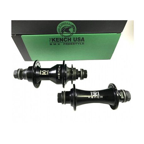 Kink Launch Gloss Black Holo Confetti BMX Bike