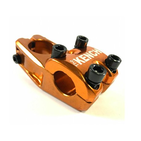 Kink Launch Gloss Raw Gold BMX Bike