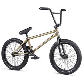 Kink Liberty Matte Black Smith Blue BMX Bike