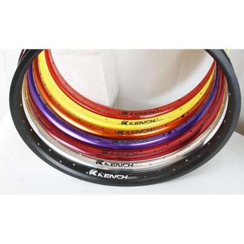 Stolen SINNER FC RHD 21 2018 trans black/red BMX bike