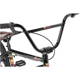 Цепь BMX KENCH teflon Half Link красный