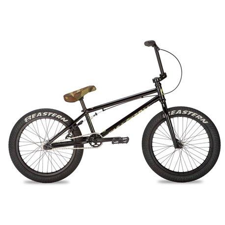 Велосипед BMX Eastern THUNDERBIRD 21 черный 2019