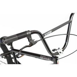 Руль BMX Animal Foursome 9 черный