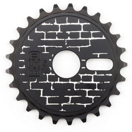 Armour Bikes Универсальный 14 mm Silver Hubguard