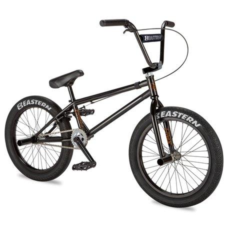 Eclat Oz FAT Leather Black Pivotal BMX seat