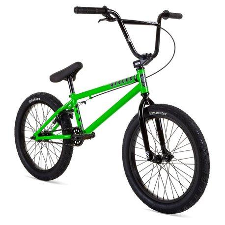 Велосипед BMX Stolen 2021 CASINO XL 21 зеленый