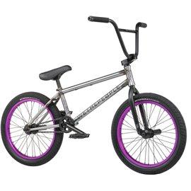 Велосипед BMX Wethepeople Trust 2021 21 некрашеный матовый