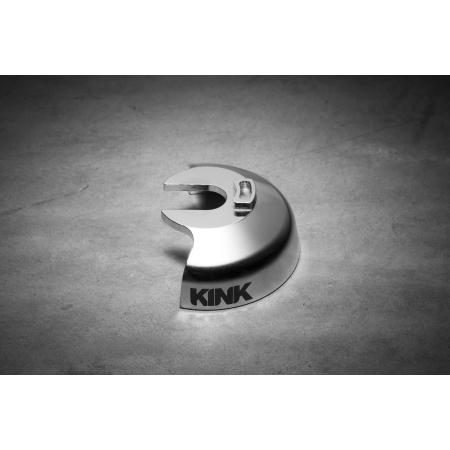 Kink Coast 12 Gloss Splash Blue BMX Bike