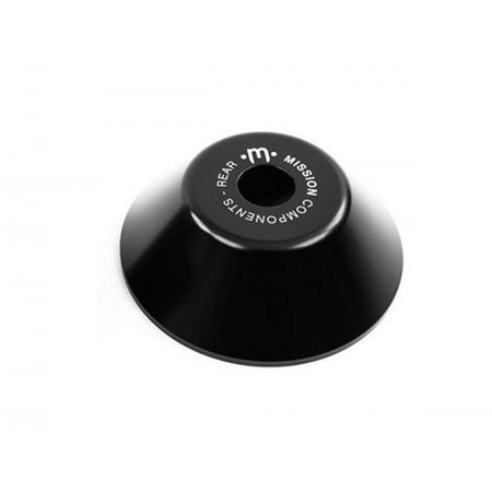 Kink Carve 16 Gloss Trans Black BMX Bike