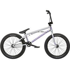 Велосипед BMX Kink Curb 20 Глянцевый дым красный 2020