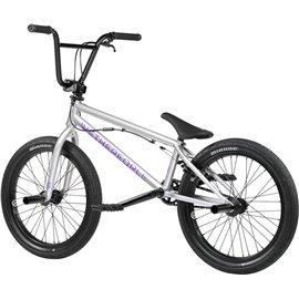 Kink Curb 20 2020 Matte Guinness Black BMX Bike