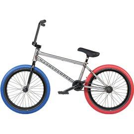 Велосипед BMX Kink Gap 20.5 Глянцевый Rootbeer исчезающий 2020