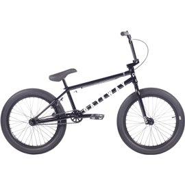 Велосипед BMX Kink Gap XL 21 матовый прозрачный кровавый 2020