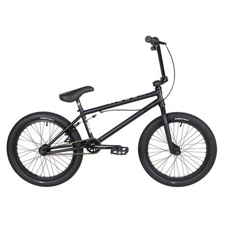 Велосипед BMX Kench Street CRO-MO 2021 20.75 черный