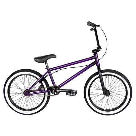 Велосипед BMX Kench Street PRO 2021 20.5 фиолетовый