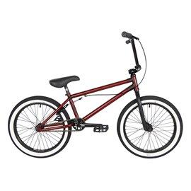 Велосипед BMX Kench Street PRO 2021 20.75 красный металлик