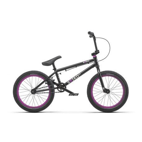 Armour Bikes Polaris Black BMX Barends