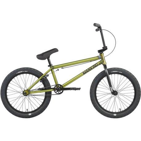 WeThePeople JUSTICE 20.75 2019 metallic grey BMX bike
