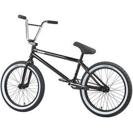 Велосипед BMX WeThePeople NOVA 20 матовый черный 2019