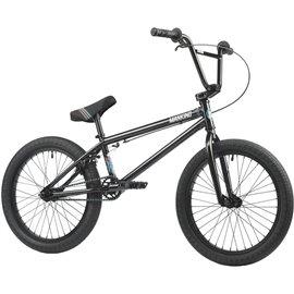 Велосипед BMX WeThePeople NOVA 20 серебро 2019