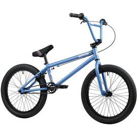 Велосипед BMX WeThePeople CRS 18 матовый антрацит серый 2019