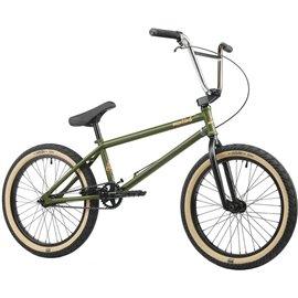 Велосипед BMX WeThePeople CRS FS 20.25 матовый металический синий 2019