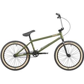 Велосипед BMX WeThePeople ARCADE 20.5 прозрачный зеленый 2019