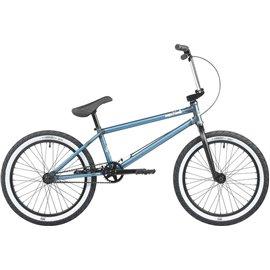 Велосипед BMX WeThePeople JUSTICE 20.75 металический серый 2019