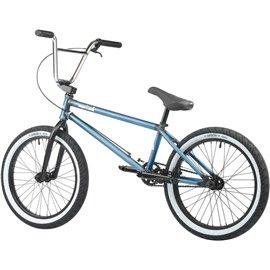 Велосипед BMX WeThePeople JUSTICE 20.75 матовый прозрачный желтый 2019