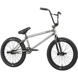 Велосипед BMX WeThePeople REASON 20.75 матовый черный 2019