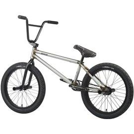 Велосипед BMX WeThePeople CRYSIS 21 матовый черный 2019