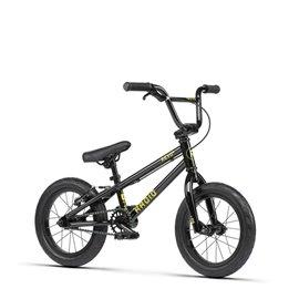 Велосипед BMX WeThePeople TRUST FC RSD 20.75 матовый черный 2019