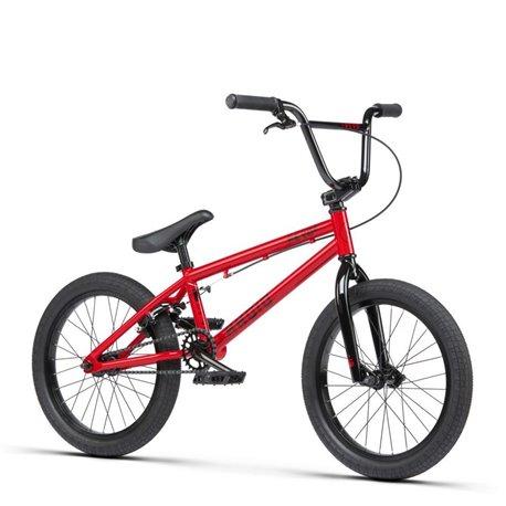 Велосипед BMX Radio REVO 18 2021 17.55 красный