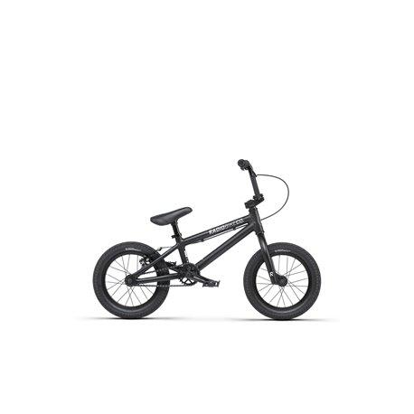 Radio DICE 20 2019 matt black BMX bike