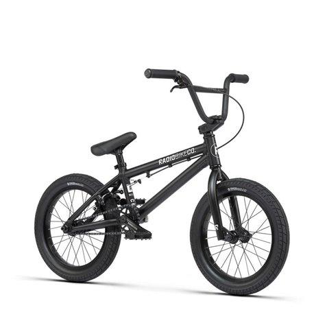 Велосипед BMX Radio VALAC 20.75 Сине-зелёный с фиолетовый исчезающий 2019