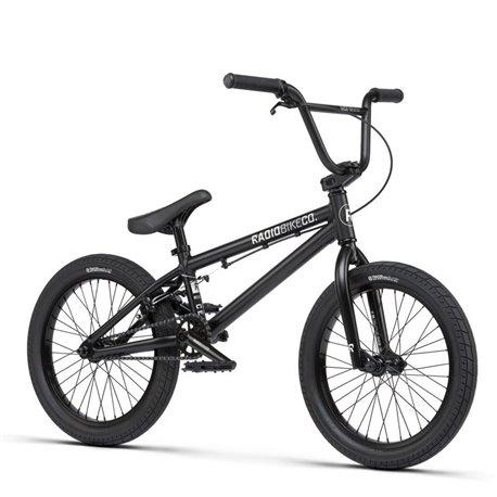 Radio DARKO 20.5 2019 matt black BMX bike