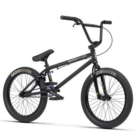 Велосипед BMX Radio EVOL 2021 20.3 черный