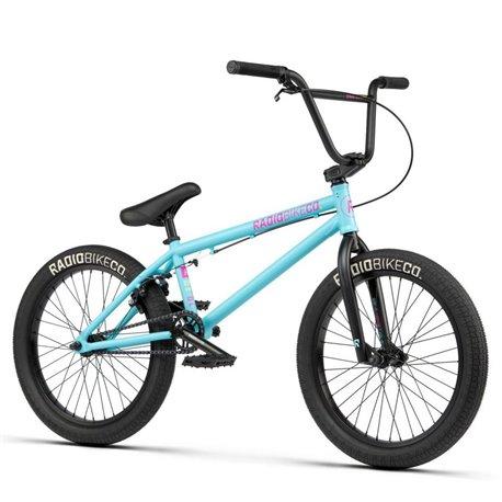 Велосипед BMX Radio EVOL 2021 20.3 голубой