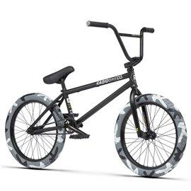 Вынос BMX KINK Highrise 53 мм matte черный