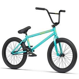 Haro 2019 Downtown 20.5 Matte Blue BMX bike