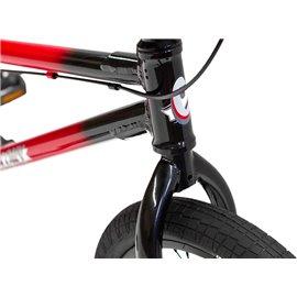 Цепь BMX Stolen Balland Teflon Half Link красный