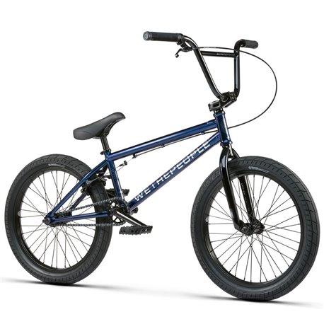Велосипед BMX Wethepeople Curse 18 2021 галактик фиолетовый