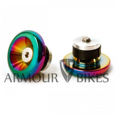 Баренды BMX Armour Bikes Shooters Oil Slick (нефтяное, масляное)