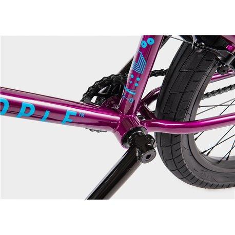 Barends Armour Bikes Satellite Chrome